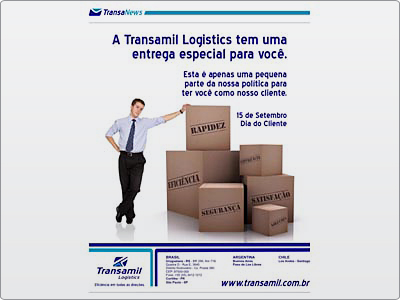 Newsletter, 15 Setembro Dia do Cliente