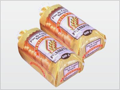 Embalagem Saco, Pão-integral.