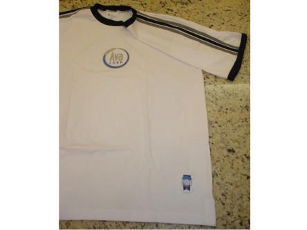Camiseta manga curta, branca