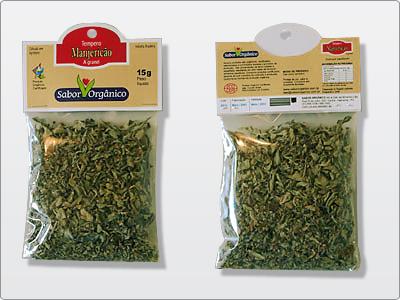 Tag para Embalagem de Saquinhos, Chá.