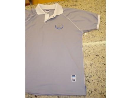 Camisa Pólo, cinza
