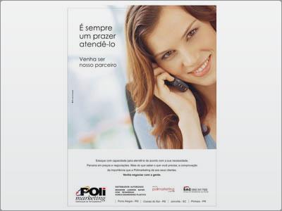 Anúncio, Página, Revista