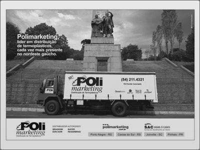 Anúncio, Meia Página, Jornal Pioneiro, PB