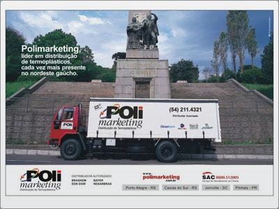 Anúncio, Meia Página, Jornal Pioneiro, Colorida