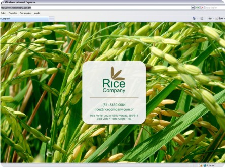 O Site está sendo feito pela B13, para acessar a Folha de Rosto é só clicar sobre a foto.
