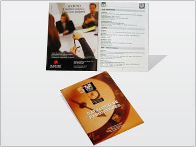 5ª, Latinoplast, Catálogo