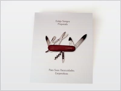 Folder, Capa