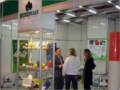 Estande, Greenplast