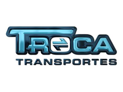 Troca Transportes, Logotipo 2D