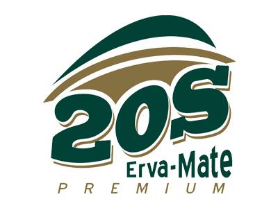 Logotipo, 20S Erva-Mate