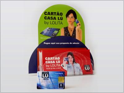 Dlisplay, Cartão do Cliente