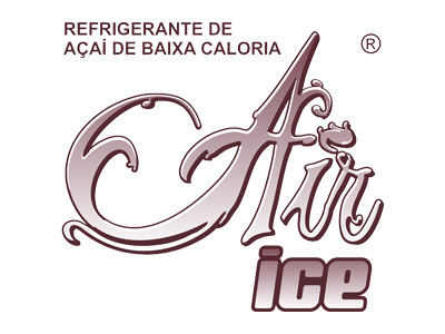 Air Ice, Açai, Logotipo