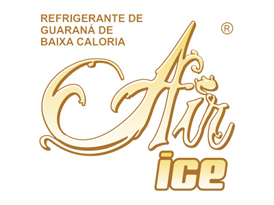 Air Ice, Guarana, Logotipo