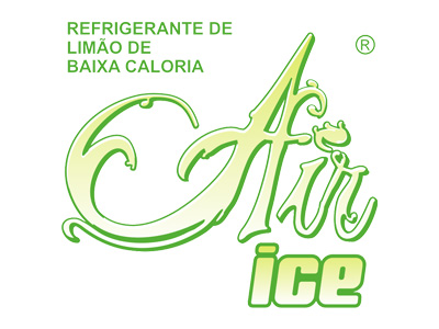 Air Ice, Limão, Logotipo