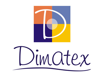 Dimatex, Logotipo