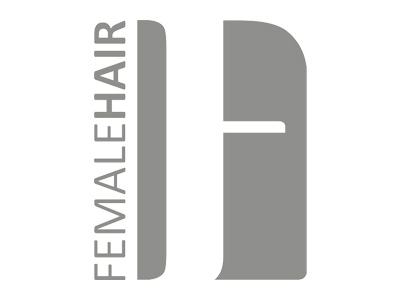 Female Hair, Logotipo