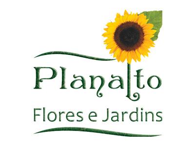 Planalto Flors e Jardim, Logotipo 2D