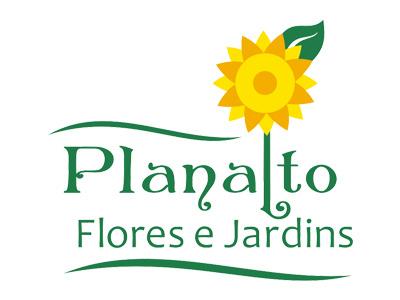 Planalto Flores e Jardins, Logotipo