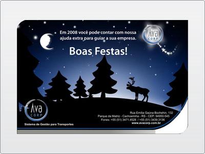 Ava Corp, Newsletter, Natal