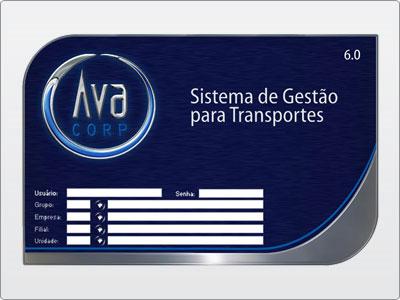 Ava Corp, Tela de Sistema 1