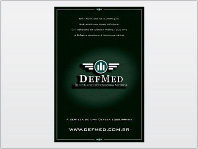 DefMed, Impresso, Banner 1