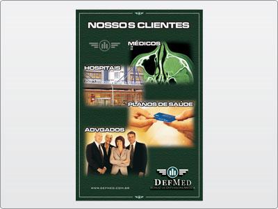 DefMed, Impresso, Banner 2