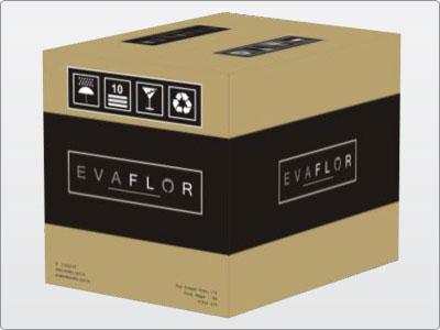 Evaflor, Embalagem 2