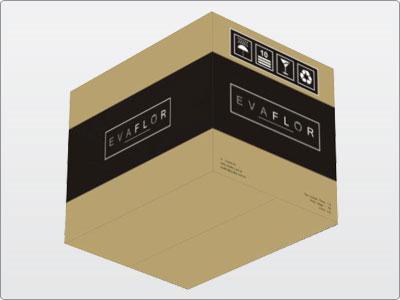 Evaflor, Embalagem 3