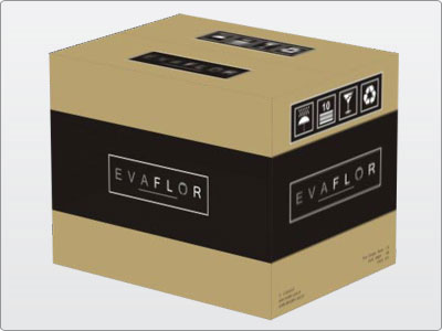 Evaflor, Embalagem 4