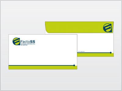 FactoSS, Impresso, Envelope Ofício