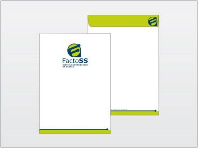 FactoSS, Impresso, Envelope Saco