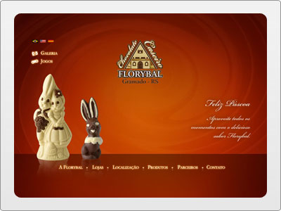Florybal, Web, Site