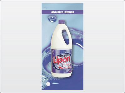 Lipon, Impresso, Catálogo em Leque, 04 Frente