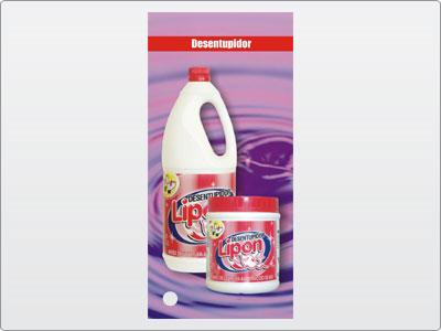 Lipon, Impresso, Catálogo em Leque, 06 Frente