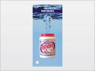Lipon, Impresso, Catálogo em Leque, 07 Frente