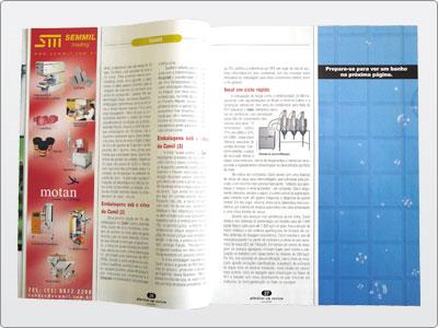 Plásticos Em Revista, Campanha, Mídia Impressa, Anúncio Meia Página 01