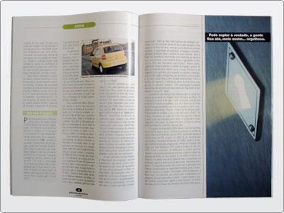 Plásticos Em Revista, Campanha, Mídia Impressa, Anúncio Meia Página 04