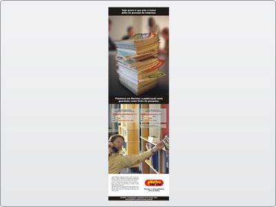 Plásticos Em Revista, Campanha, Newsletter 02