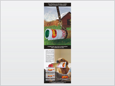 Plásticos Em Revista, Campanha, Newsletter 03