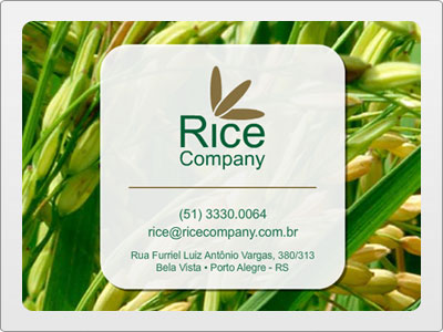 Rice Company, , Web, Site