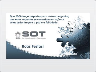 SOT, Newsletter, Boas Festas