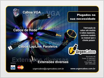 UrgenCabos, Newsletter Estática