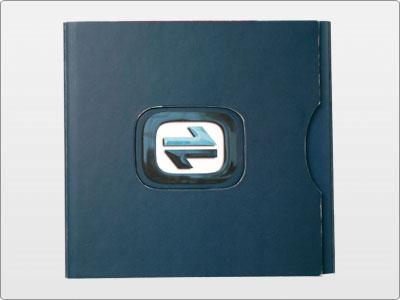 Troca Transportes, Impresso, Folder 08
