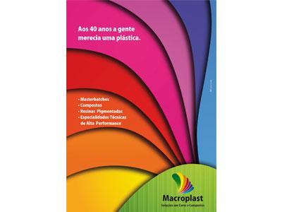 Macroplast: Newsletter Estática HTM.