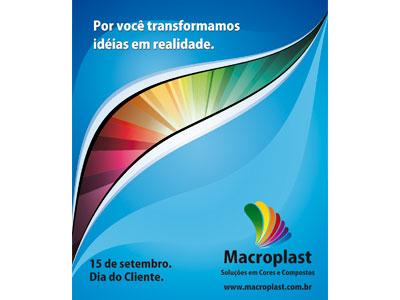 Macroplast: Newsletter Estática HTML