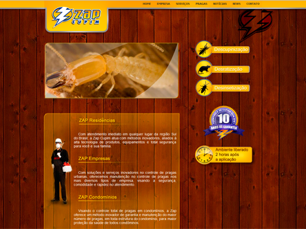 Web Site Zap Cupim