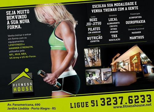 Fitness House, Newsletter