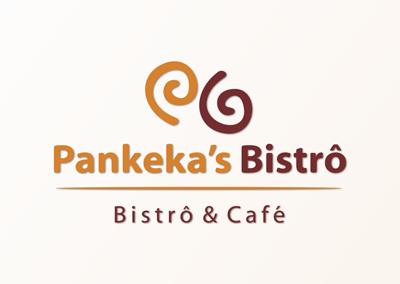 Pankeka's, logotipo