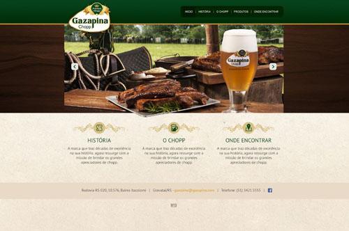 Gazapina, Web Site